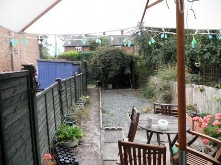 13 Besford square garden