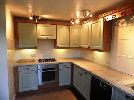 crew cottage kitchen