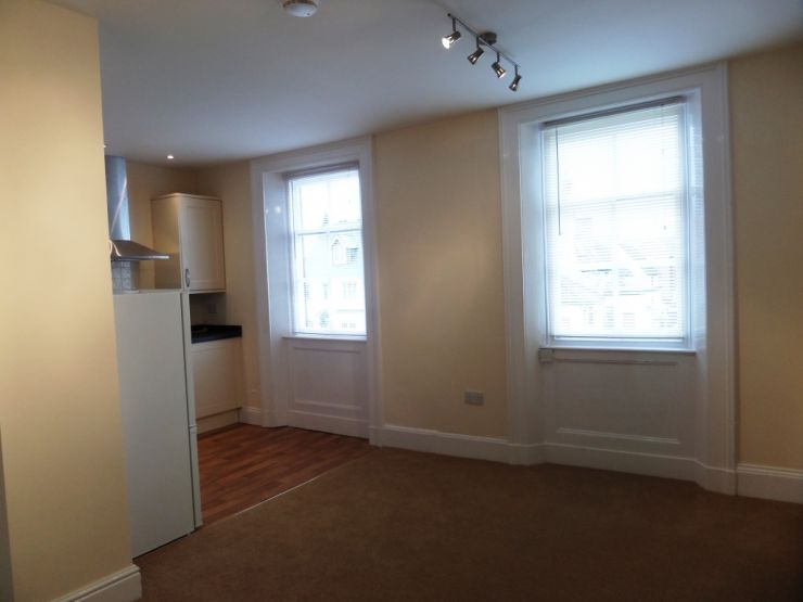 Flat 3 62 Abbey Foregate Living Room 1