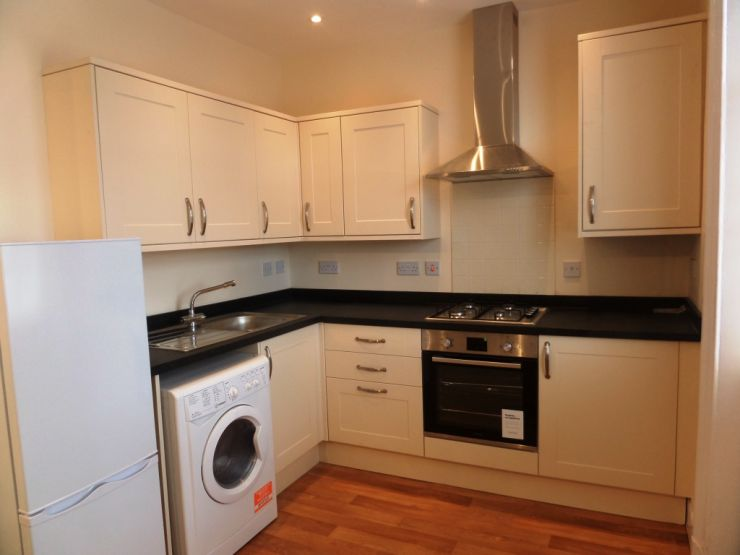 Flat 3 62 Abbey Foregate Kitchen 1